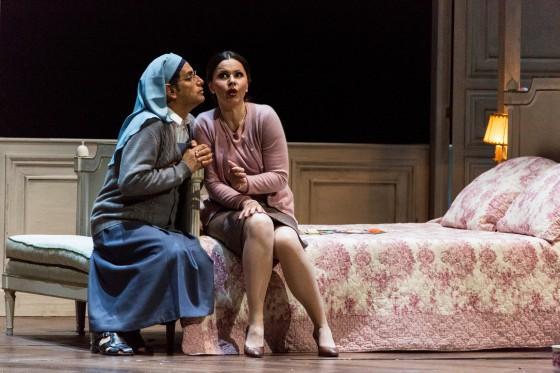 Aleksandra Kurzak / Brescia e Amisano © Teatro alla Scala / Hrabia Ory / Le Comte Ory / Rossini 2014